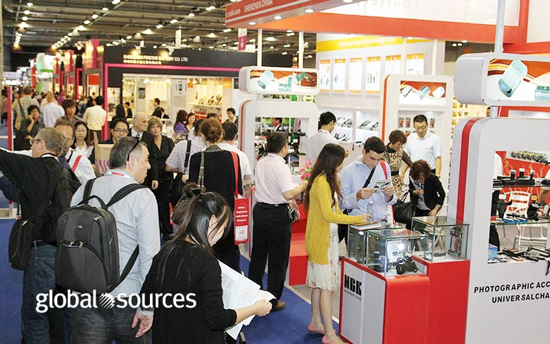 exhibition global sources