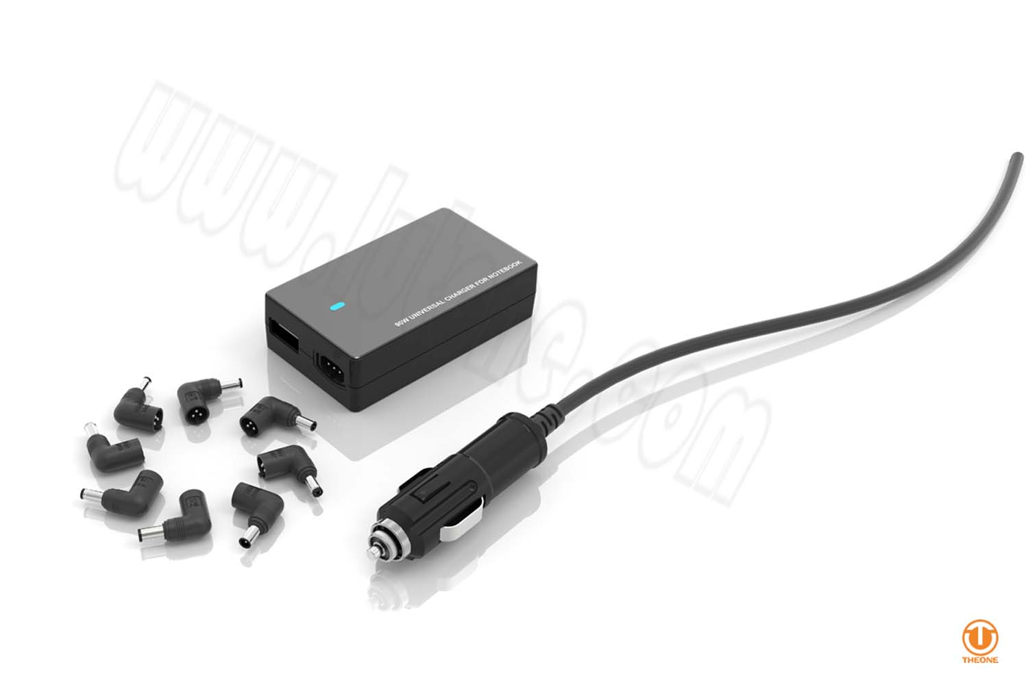 ta09c6-2 car adapter with usb