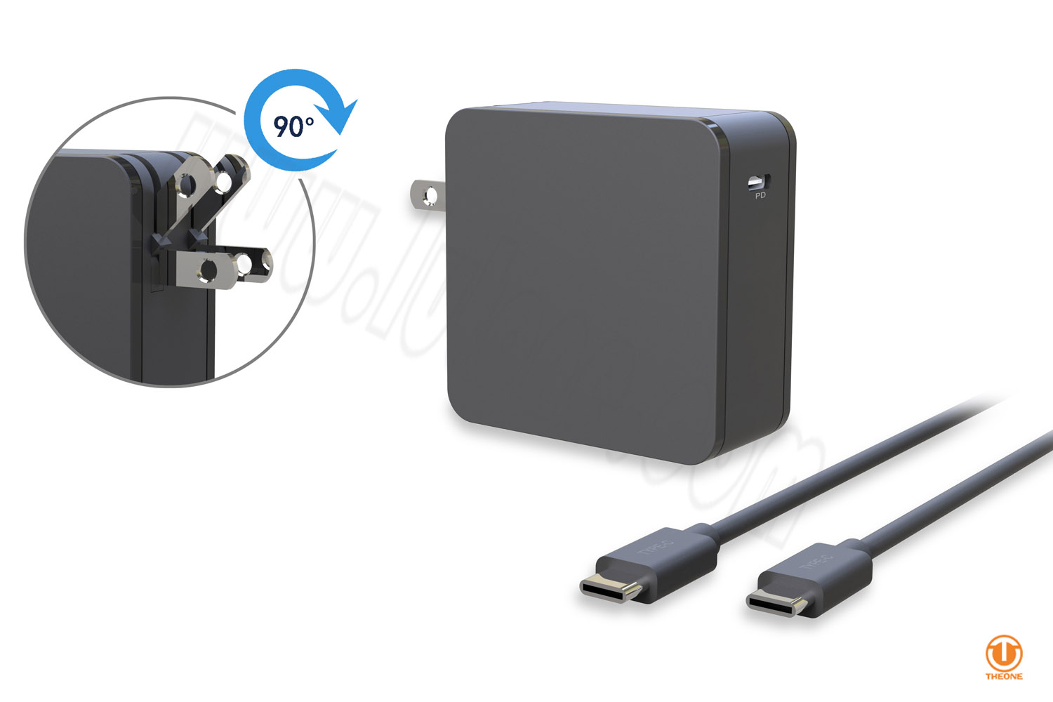 tp601c 2 pd charger
