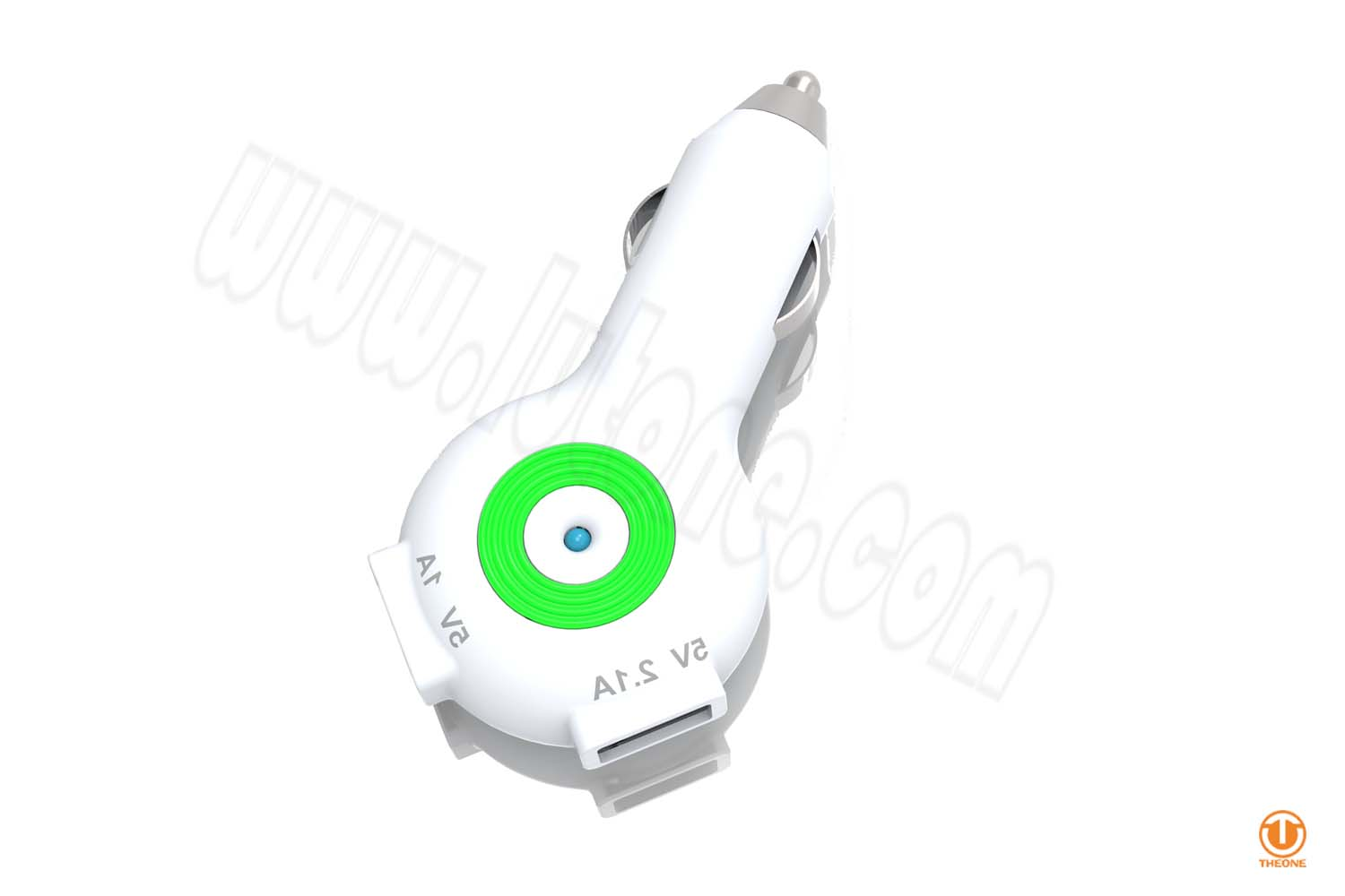 tc01a1-3 dual usb car charger