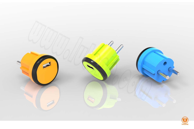 tc01b5-3 usb wall charger