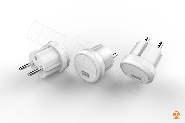tc01b5-4 usb wall charger