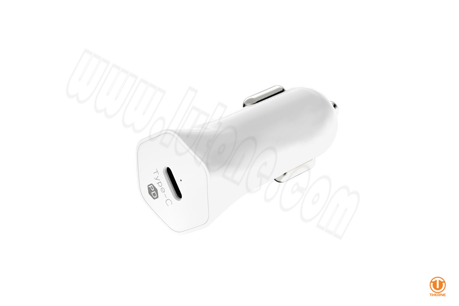 tc01c3-2 power delivery car charger