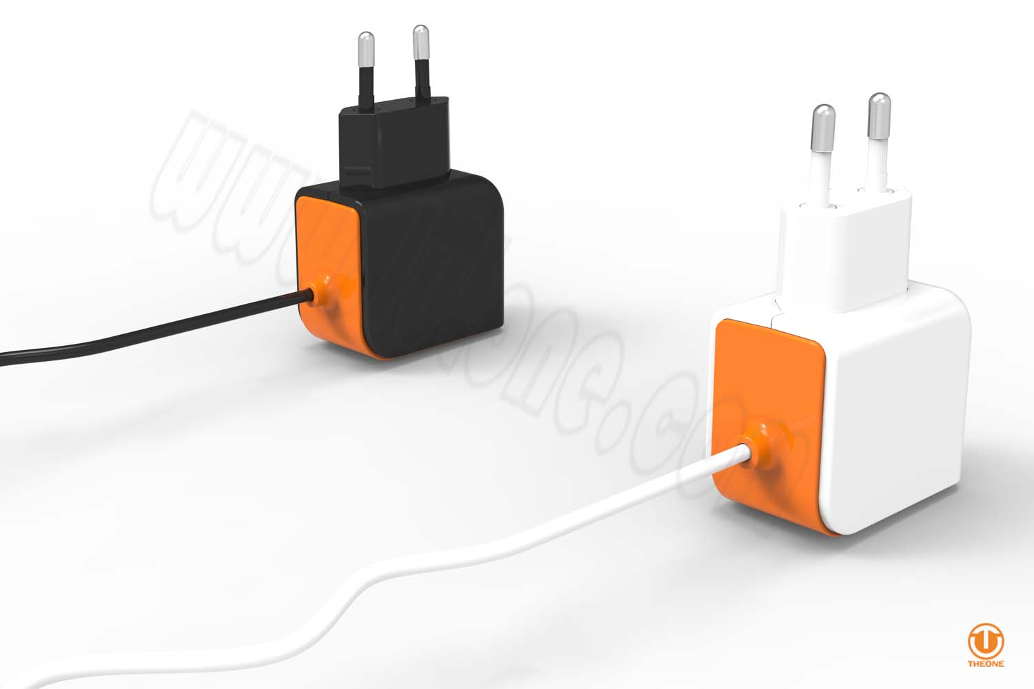tc02b1-3 wired wall charger