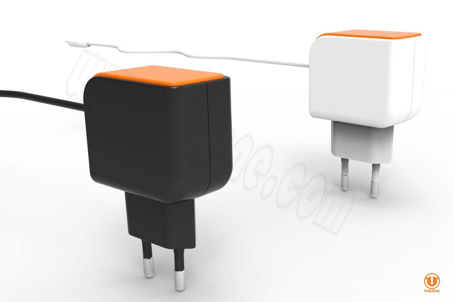 tc02b1-4 wired wall charger