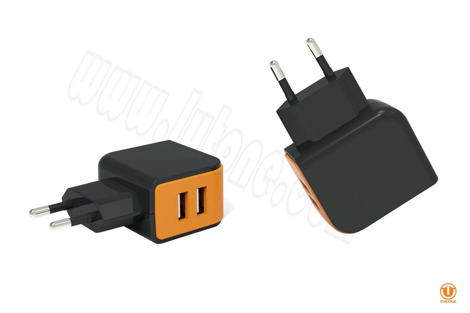 tc02b3-1 dual usb wall charger