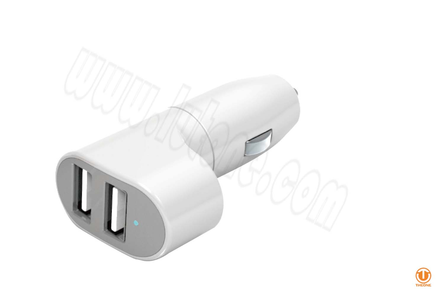 tc03a2-1 dual ports car charger