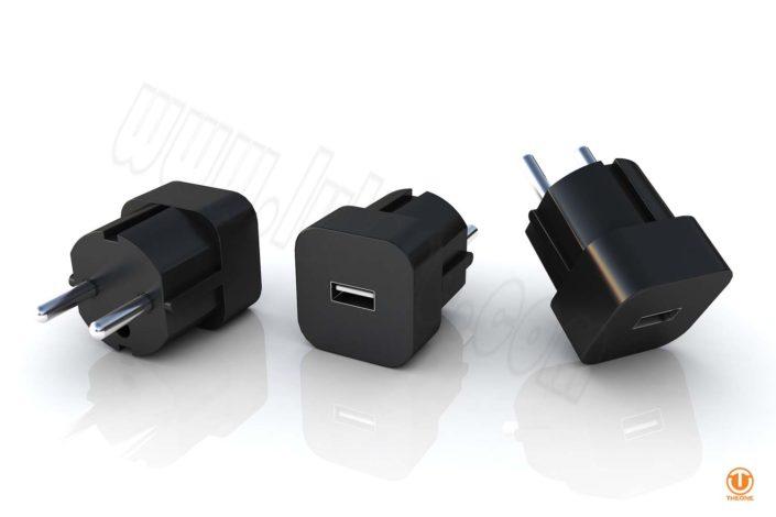 tc03b0-2 usb wall charger