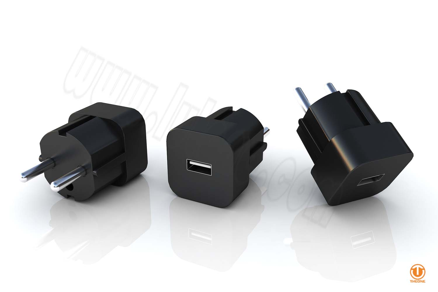 tc03b0-2 usb wall charger