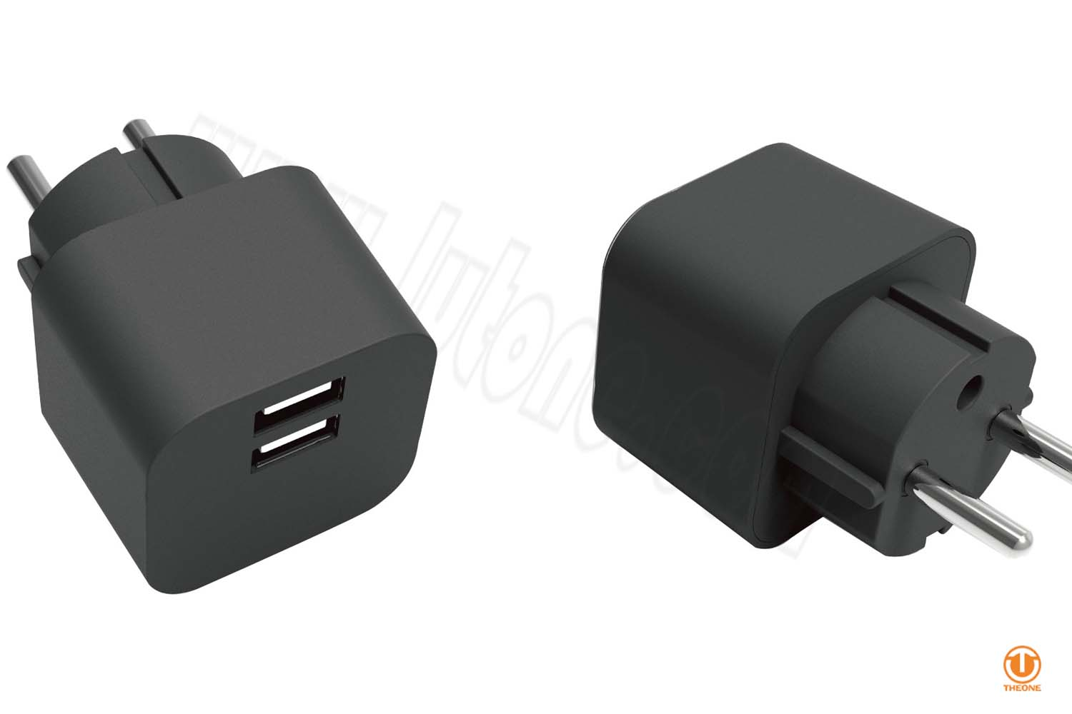 tc03b2-1 dual usb wall charger