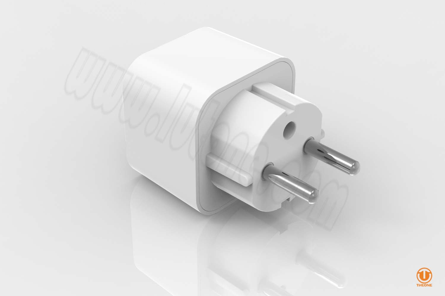 tc03b2-4 dual usb wall charger