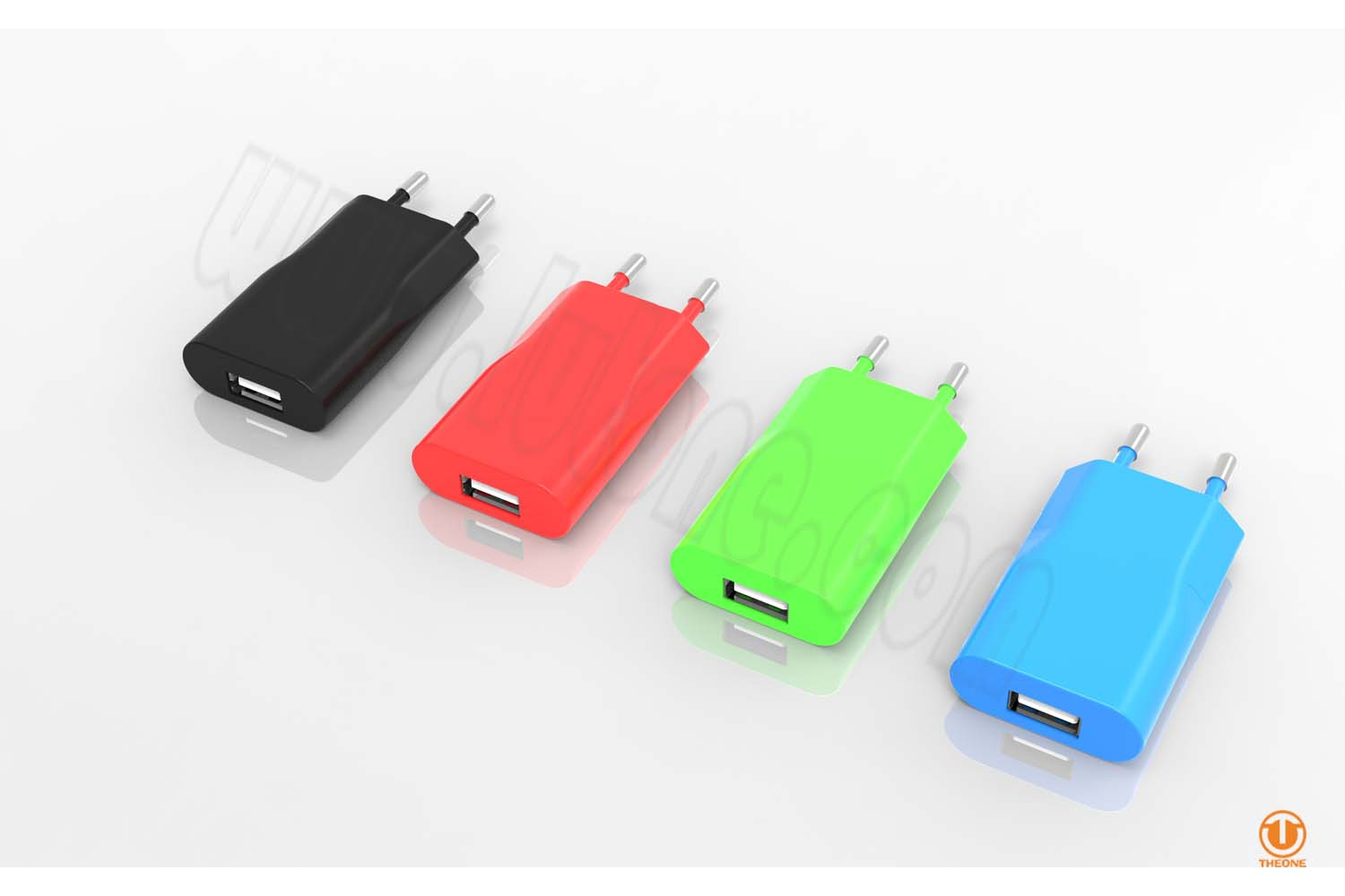 tc03b4-2 usb wall charger travel charger