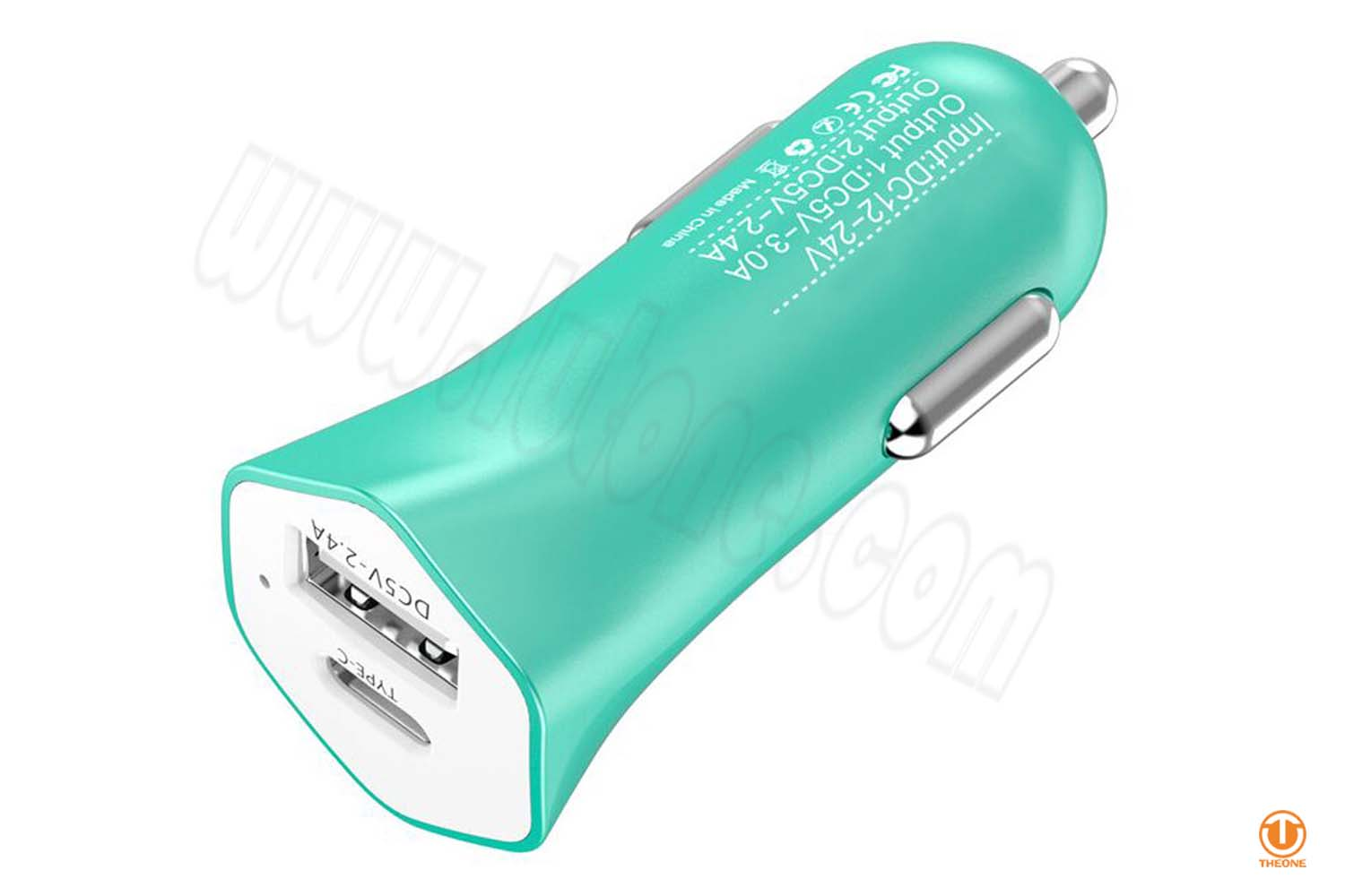 tc27ca-1 typec usb car charger
