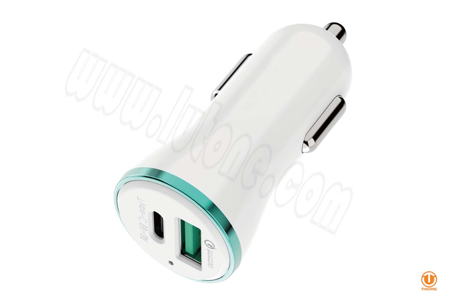 tc33c-1 typec usb car charger quick charger3.0