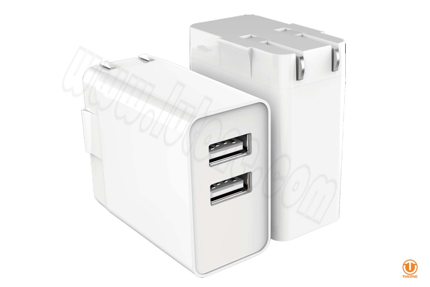 tk171-1 dual usb wall charger