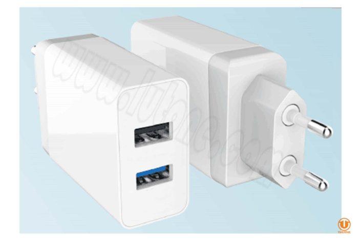 tk171-2 dual usb wall charger