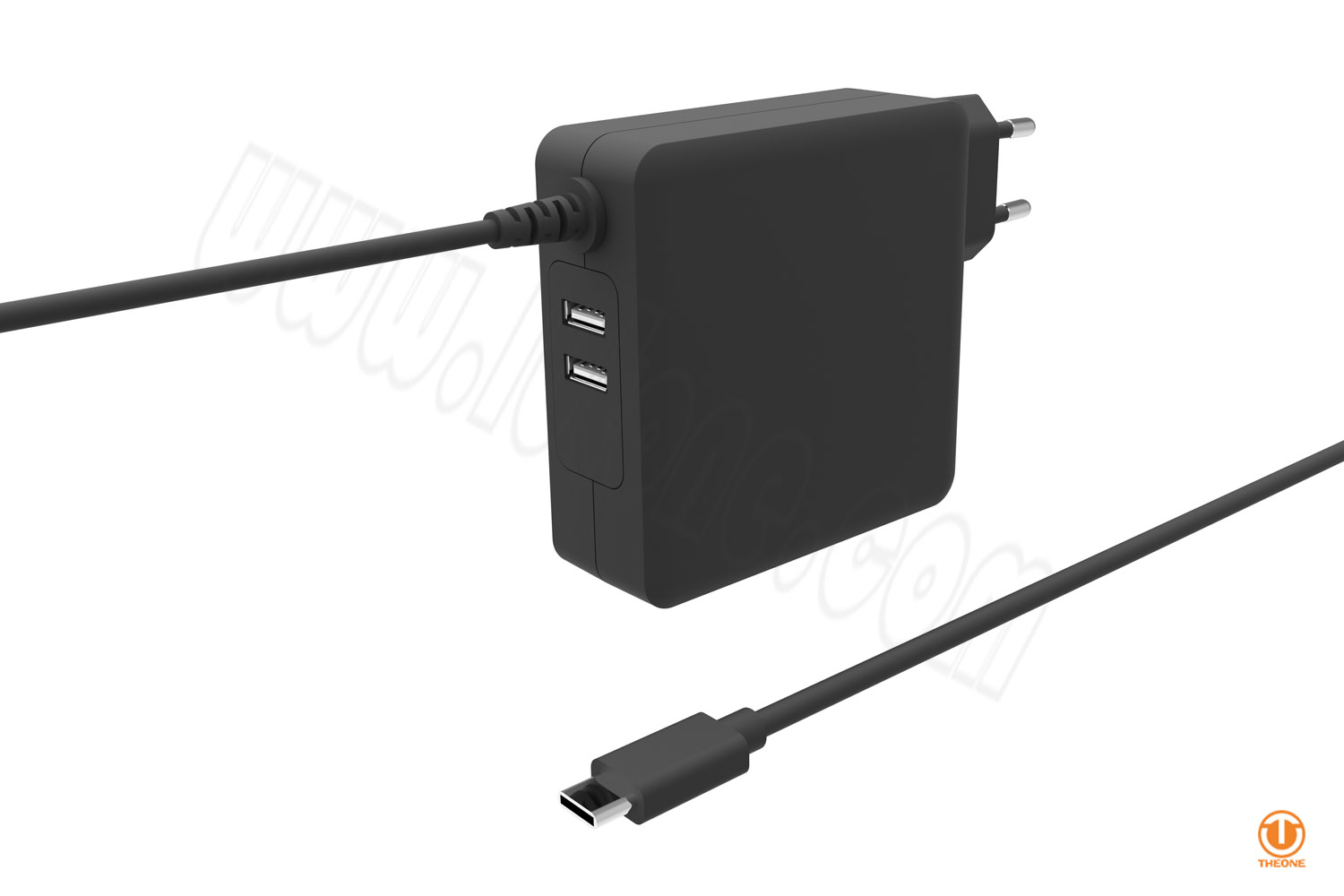 87w universal usb-c power delivery