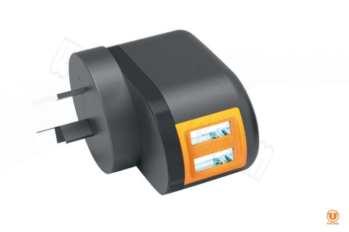 tw01a8-1 dual usb wall charger
