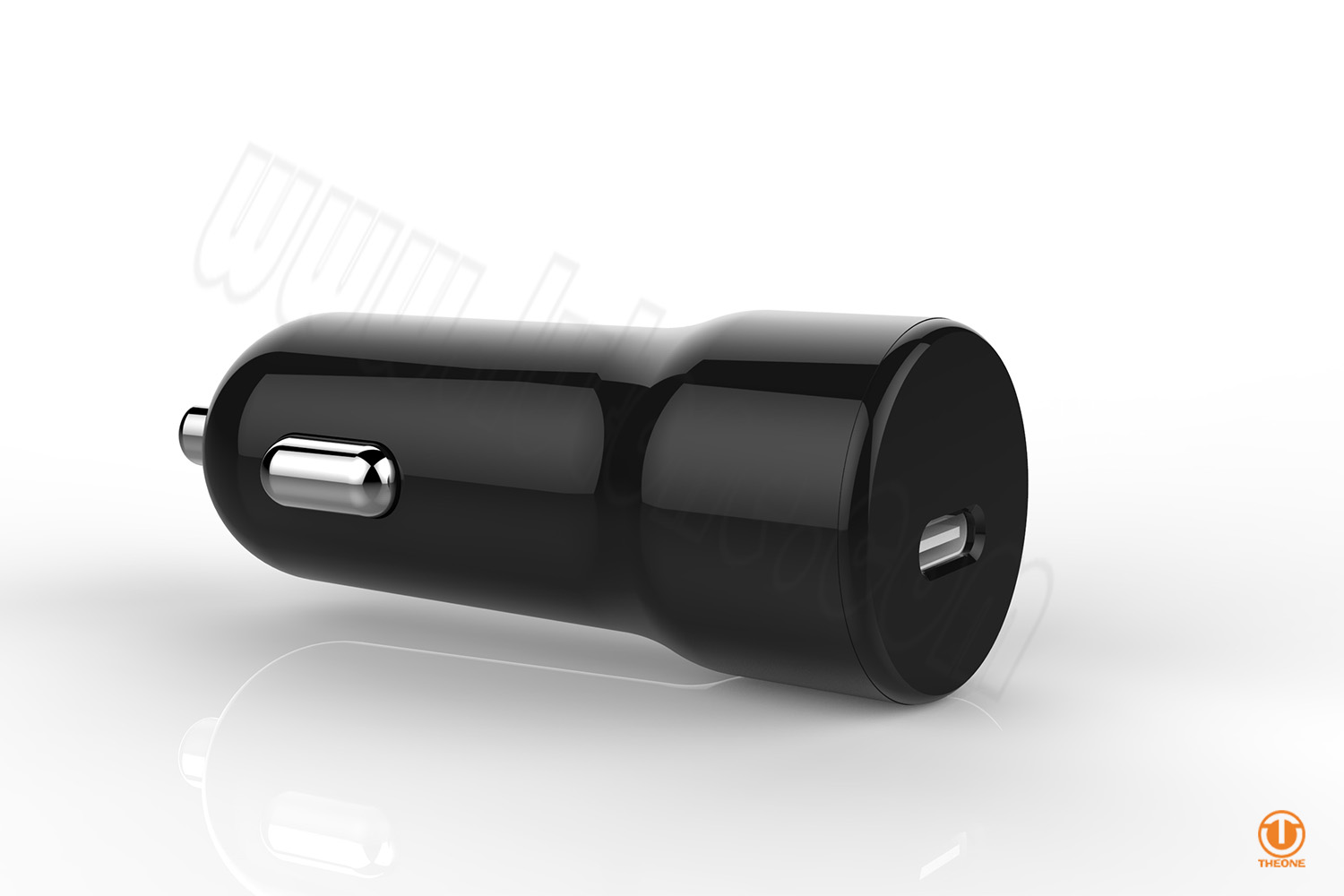 usb-c pd car charger