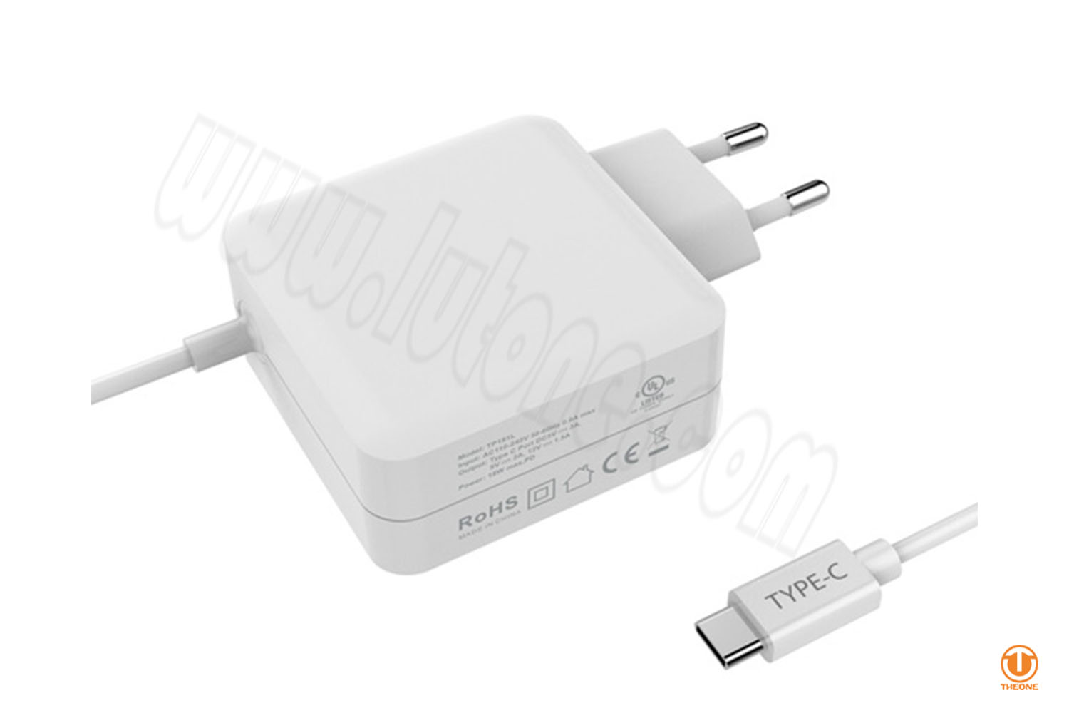 tp181l-1 18w usb-c pd charger