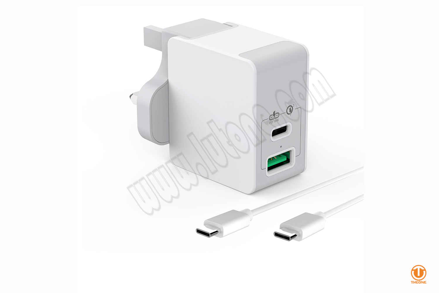 18W USB-C PD Charger