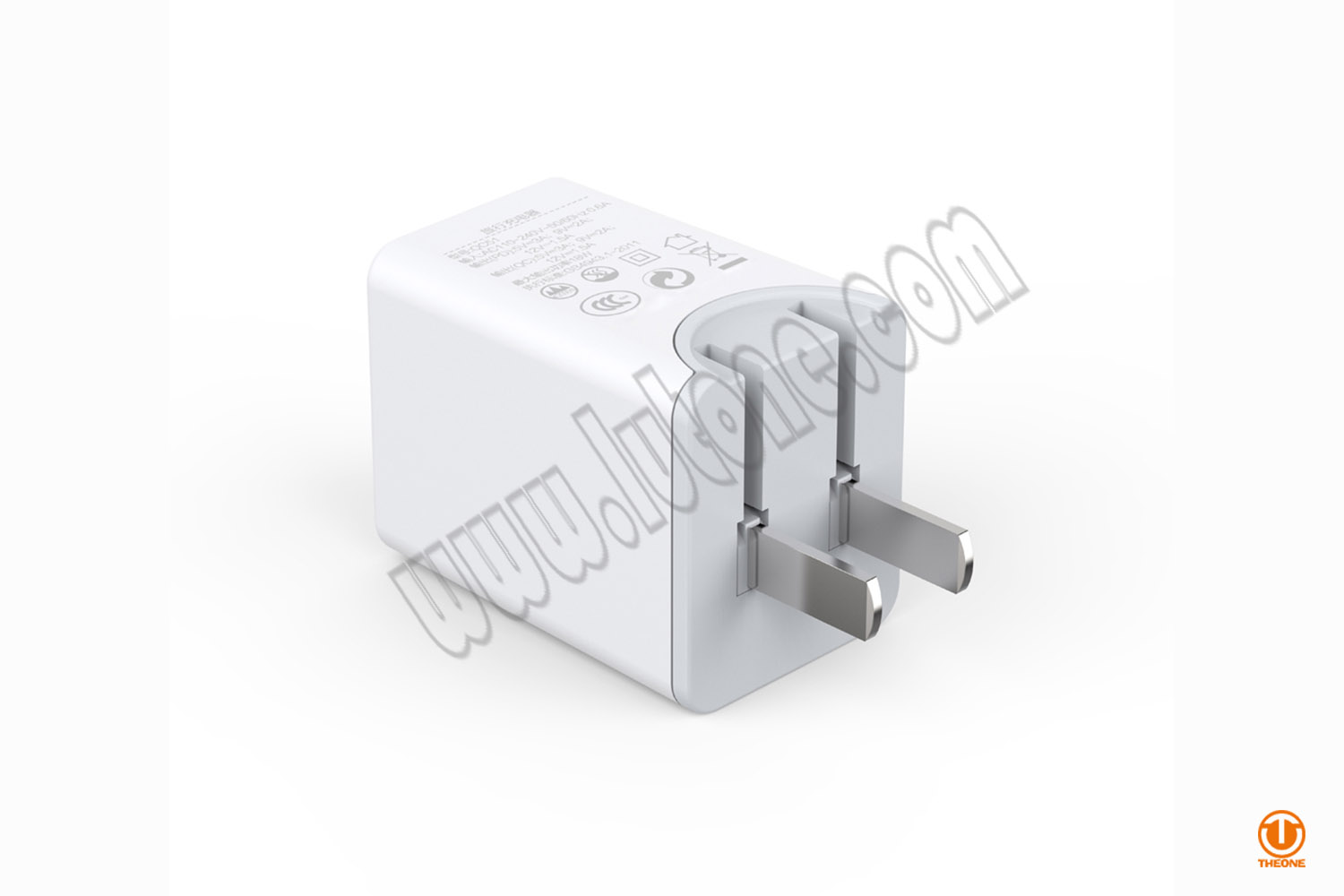 18W MINI USB Charger with PD & QC