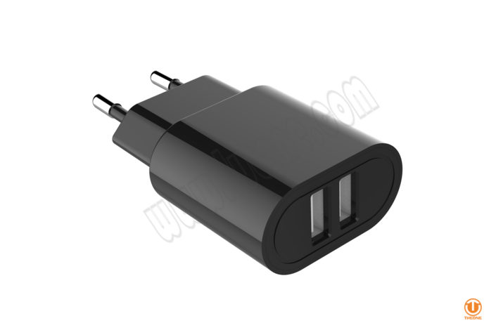 15W Dual USB Wall Charger