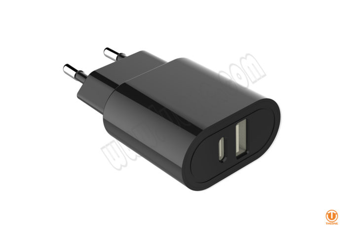 15W USB-C PD Wall Charger