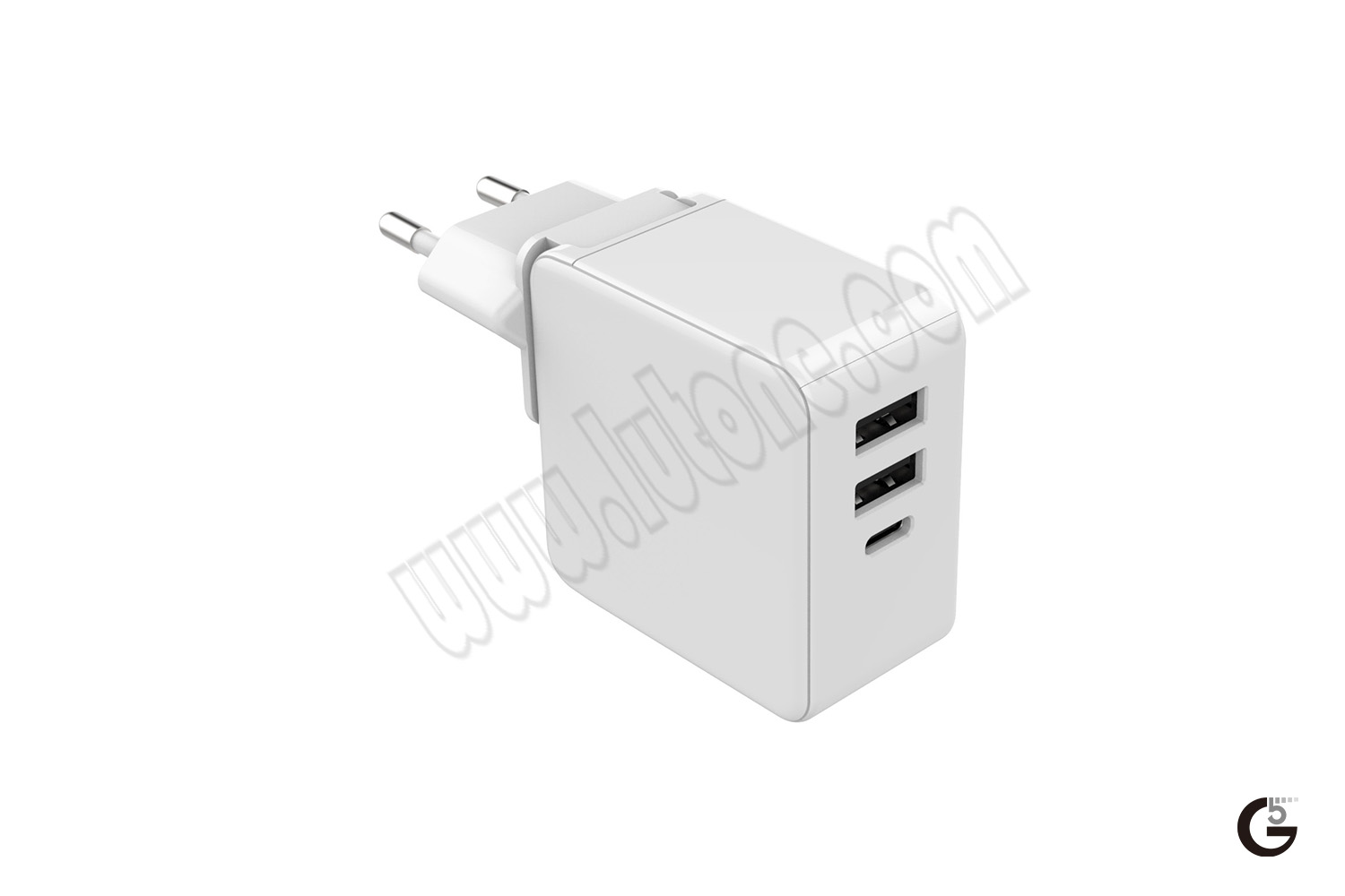 90W GaN Fast Charger