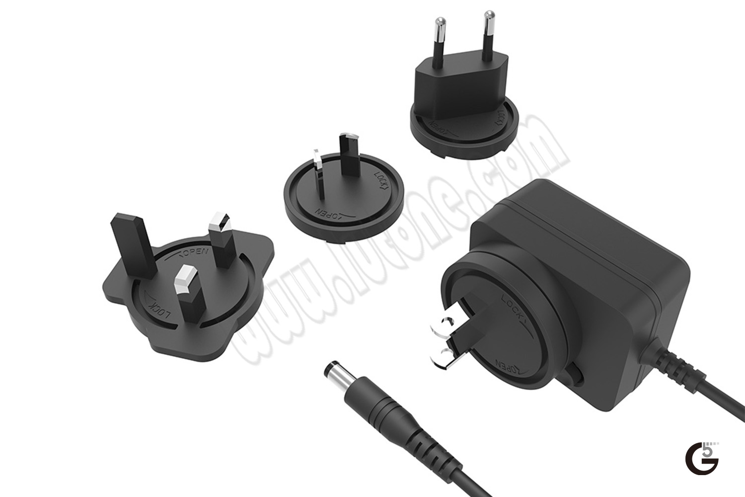 12 Interchangeable Horizontal USB/Cable Series